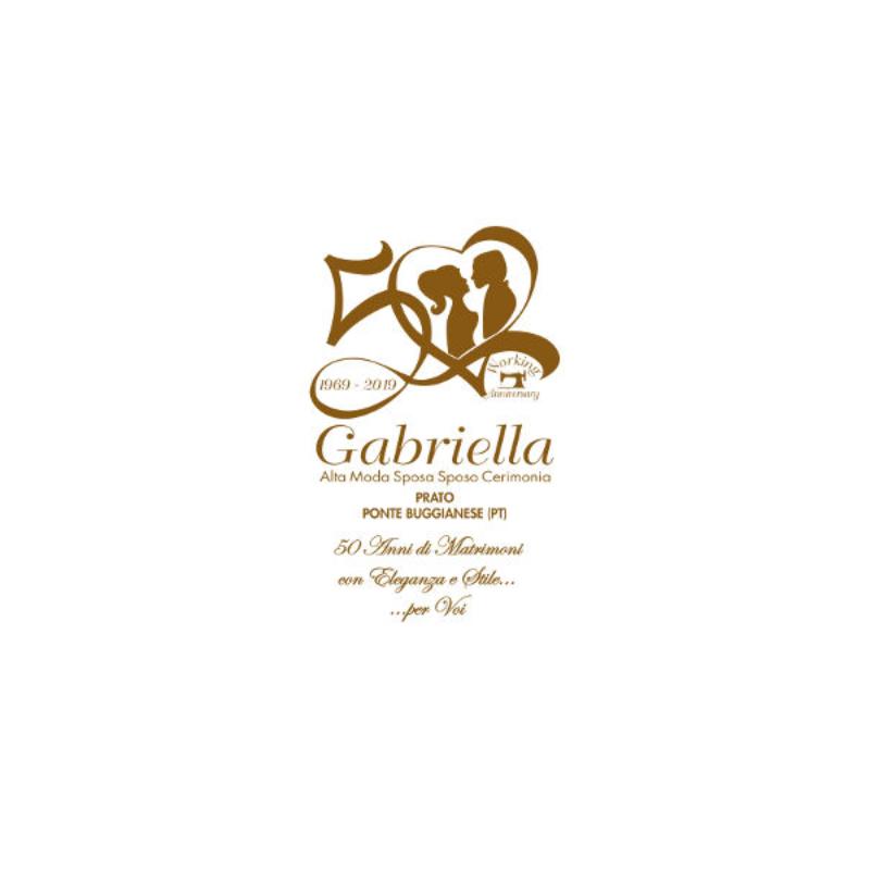 Logo 50° anniversario Gabriella